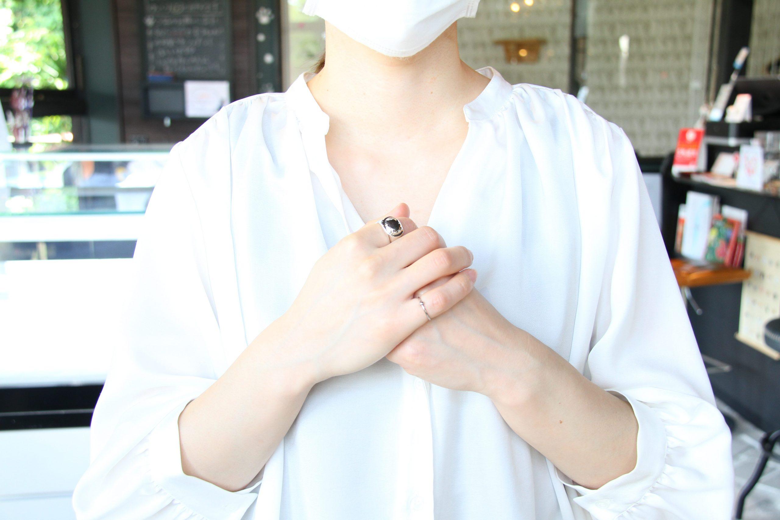 mamotte(マモッテ)リング